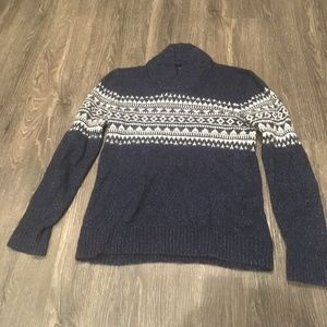 Men's Abercrombie sweater